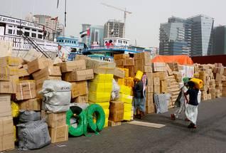 Economy UAE - Freight