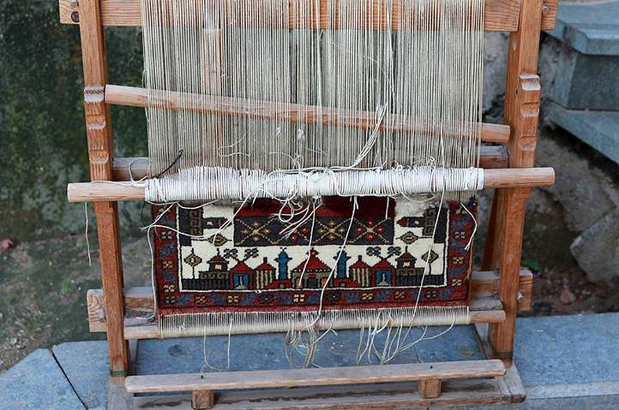 Traditional Turkish tapestry / Photo Shutterstock