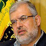 محمد رعد زعيم كتلة حزب الله في البرلمان اللبناني