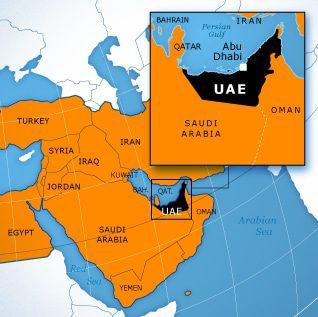 حقائق وبيانات الإمارات العربية المتحدة