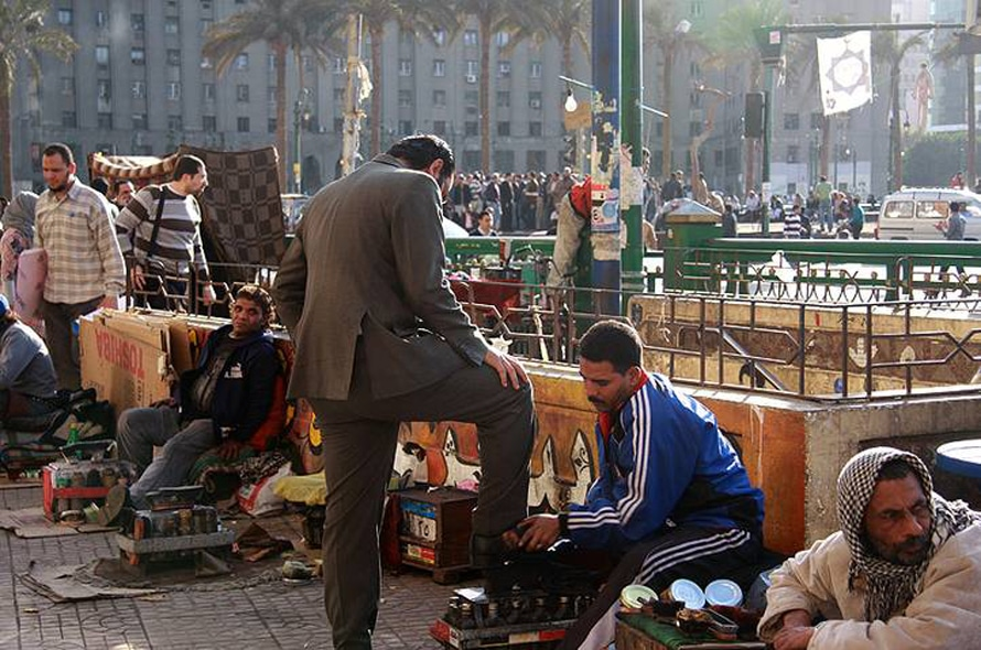 القاهرة عام 2012 / Photo Fanack