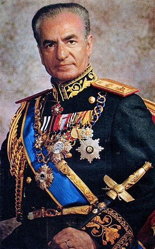 Mohammed Reza Shah Pahlavi