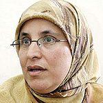 بسيمة الحقاوي، وزيرة التضامن والمرأة والأسرة والتنمية الاجتماعية (حزب العدالة والتنمية) منذ انتخابات عام 2012