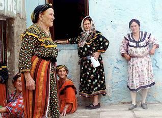 Kabylian women