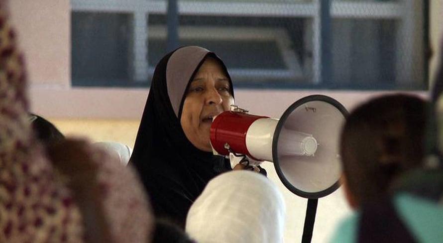 Women's protest in Libya, 2011