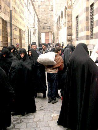 سوريا امرأة