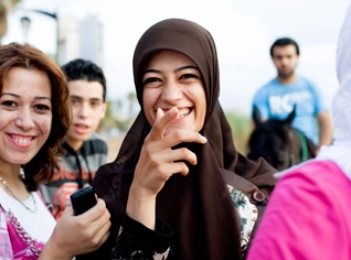 Youth of Lebanon - In Beirut / Photo HH