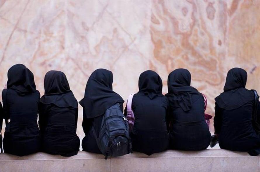 طالبات مدرسة / Photo Shutterstock