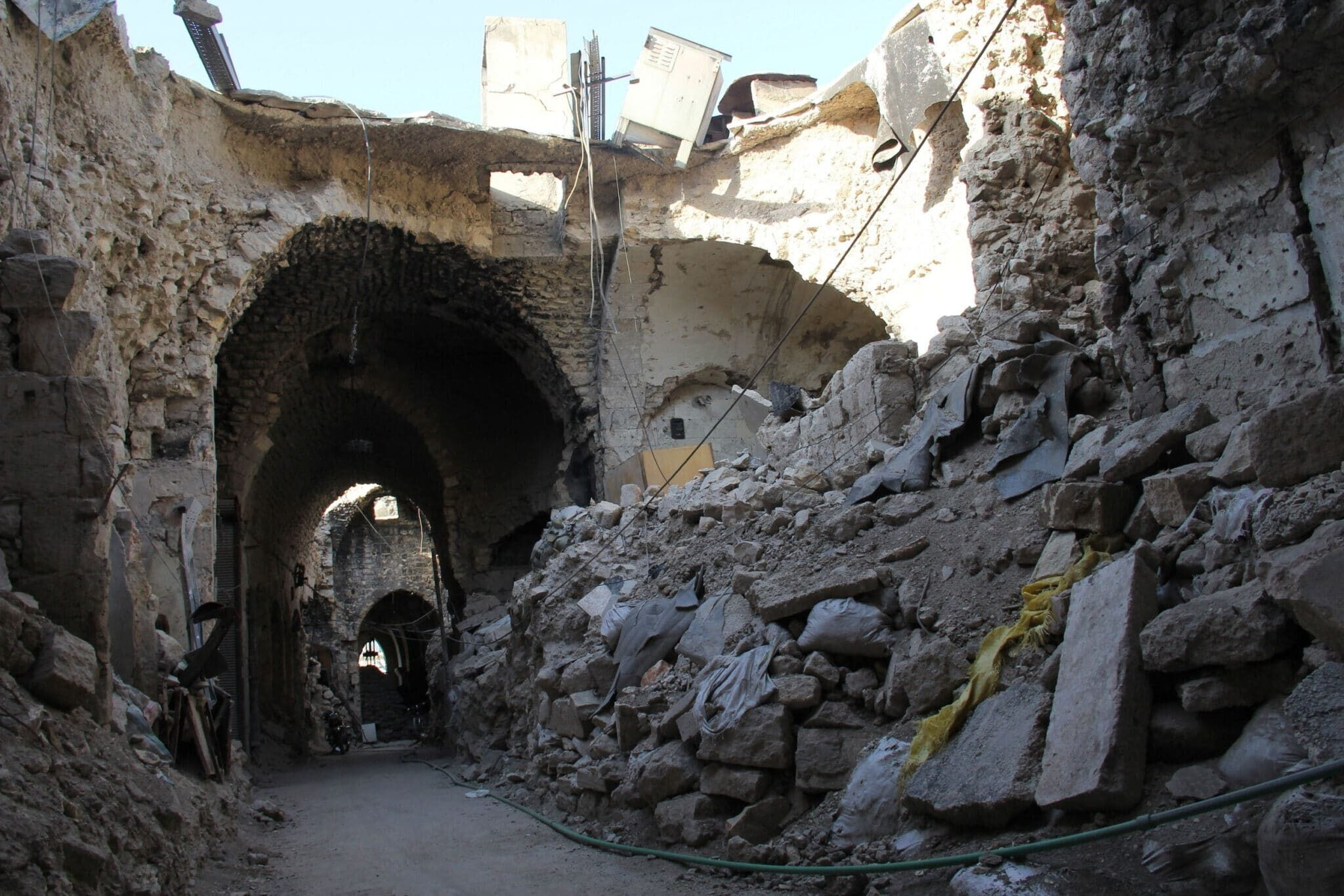 Syria's Cultural Heritage - Many historical places destroyed during Syrian civil war