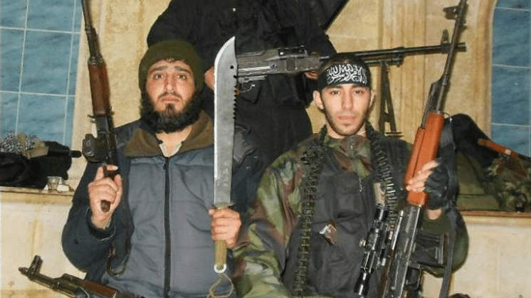 Dutch jihadists in Syria