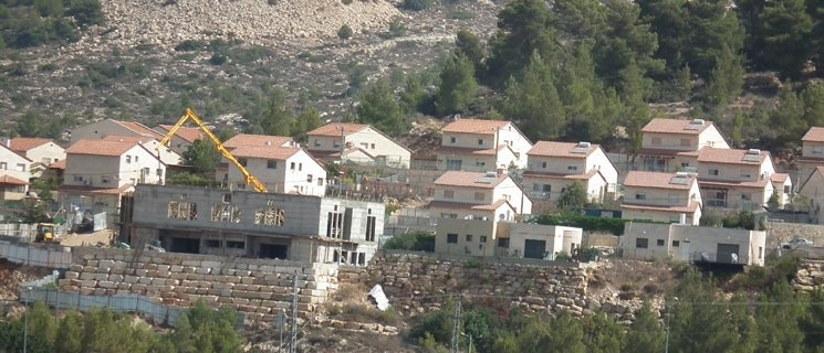jewish settlement construction