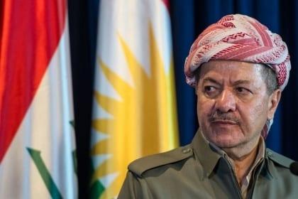 Massoud Barzani — Destined to Lead Kurdistan