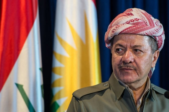 Massoud Barzani — Destined to Lead Kurdistan