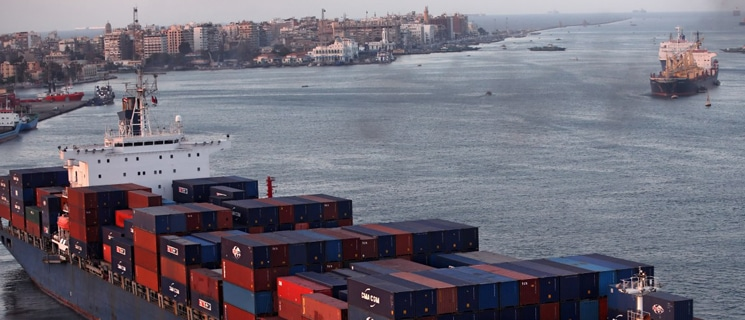 The new Suez Canal – an ambitious vision in the making