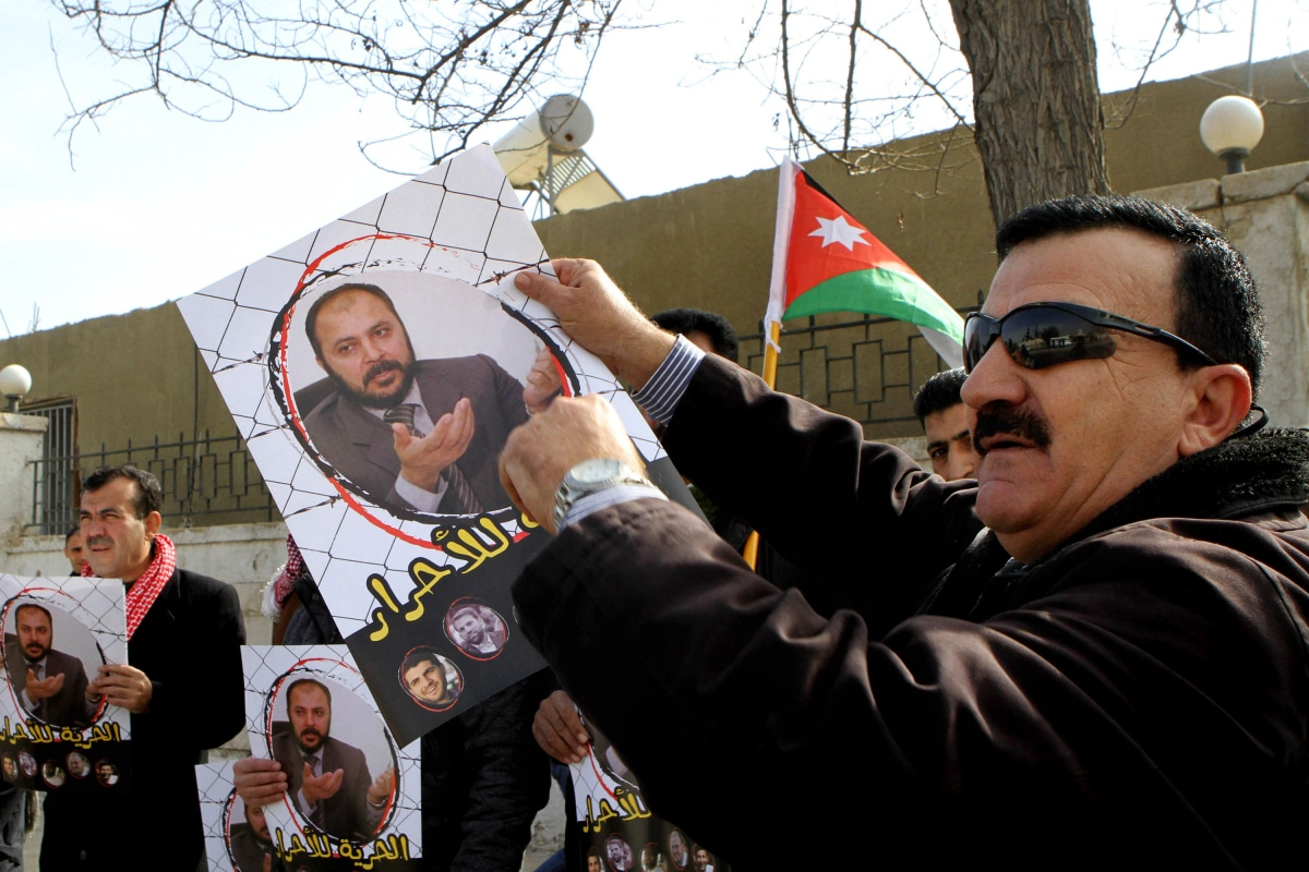 Jordan's Citizens Reassess Their Views on Syria after the Death of the Pilot