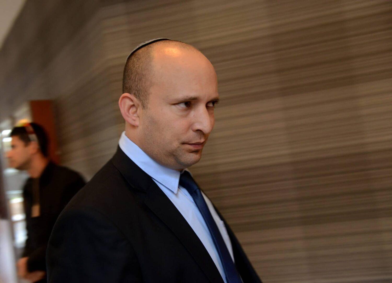 Naftali Bennett, Chairman Of Jewish Home Party