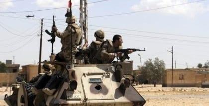 سيناء : ارض خصبة للتطرف