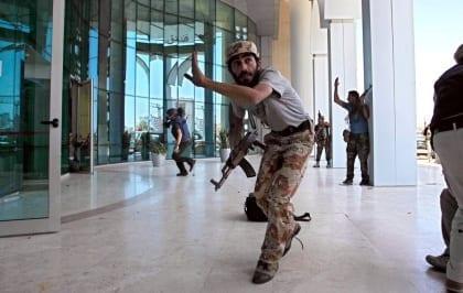 Terrorism Increases in Libya as Politicians Talk