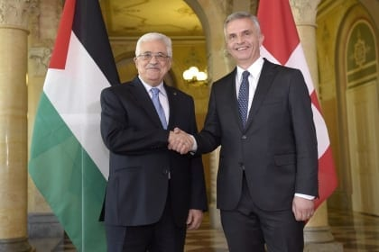 The Swiss Role in Palestinian Politics