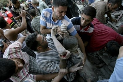 Breaking the Silence: The Israeli Army Had No Compassion for Gaza's Civilians (2014)
