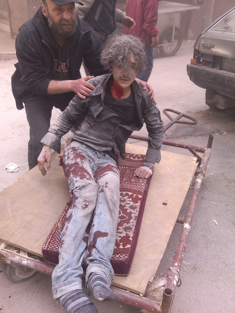Syria: How Yarmouk Became a Living Hell