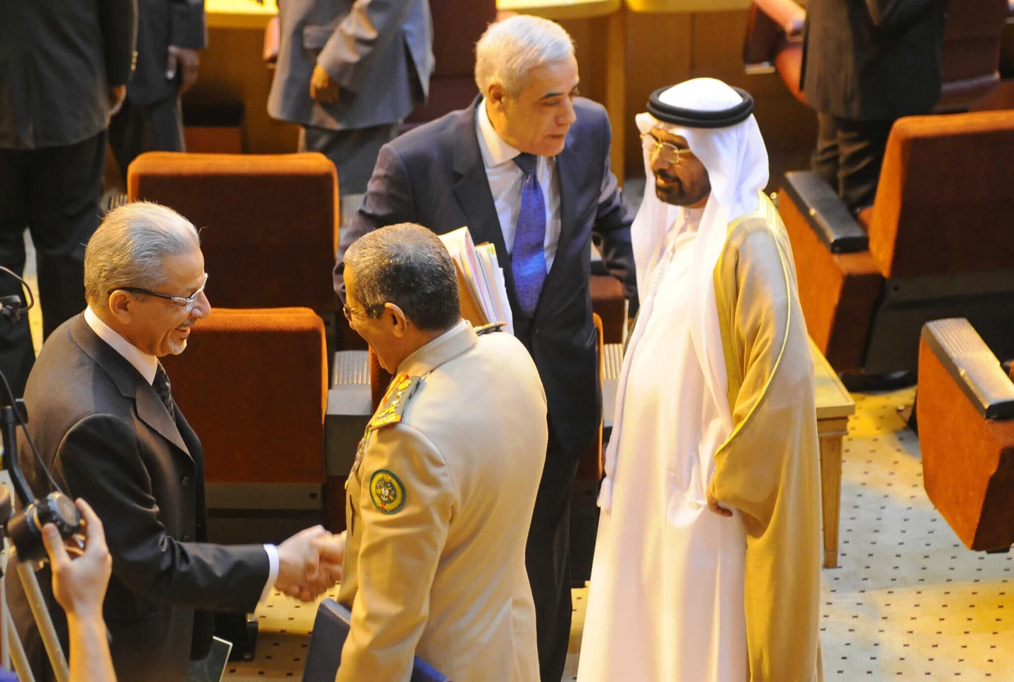 البحرين الحكم- Arab League members meet to discuss the establishment of a Joint Arab Army