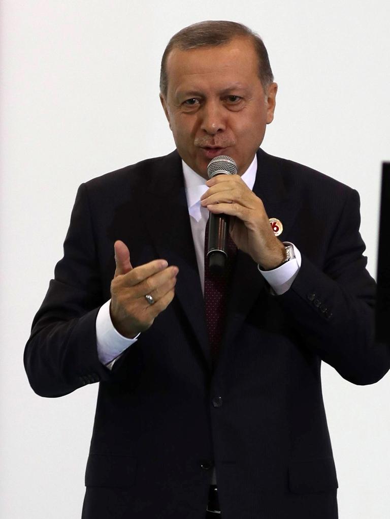 Translation- Recep Tayyip Erdogan
