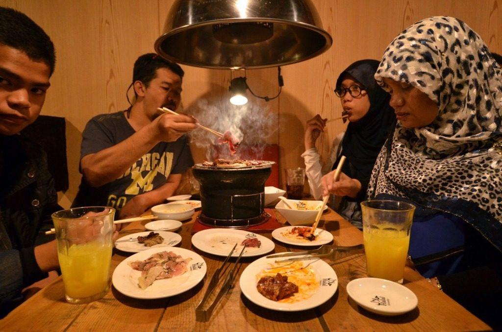 International Affairs-halal restaurant