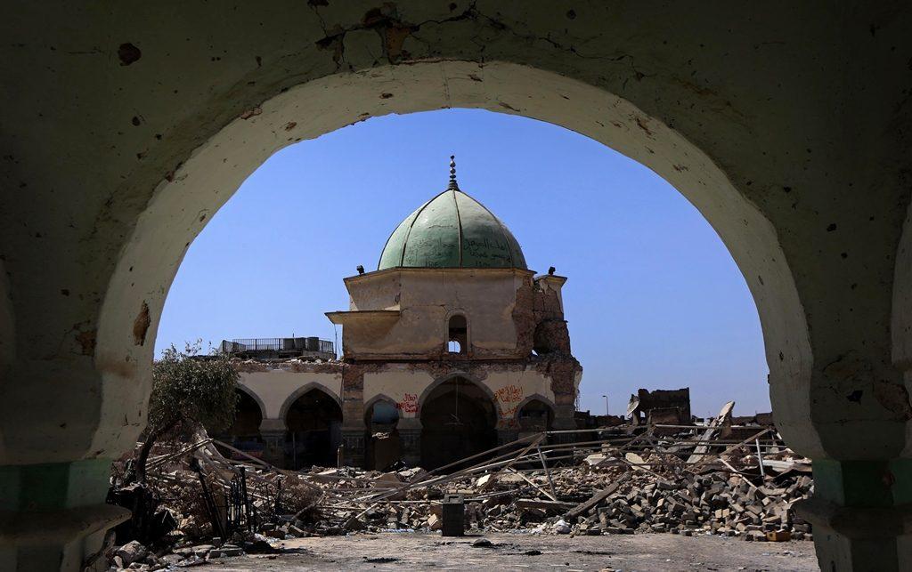 Iraq- Mosul city