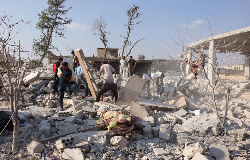 syria- Idlib governorate
