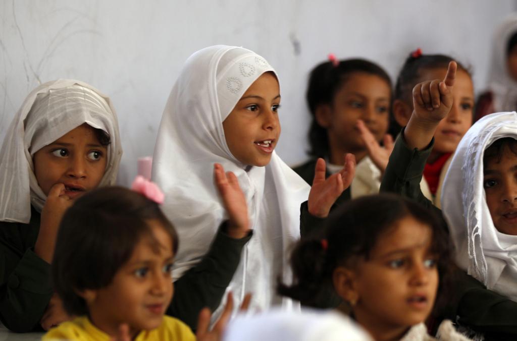Yemen- Yemeni students
