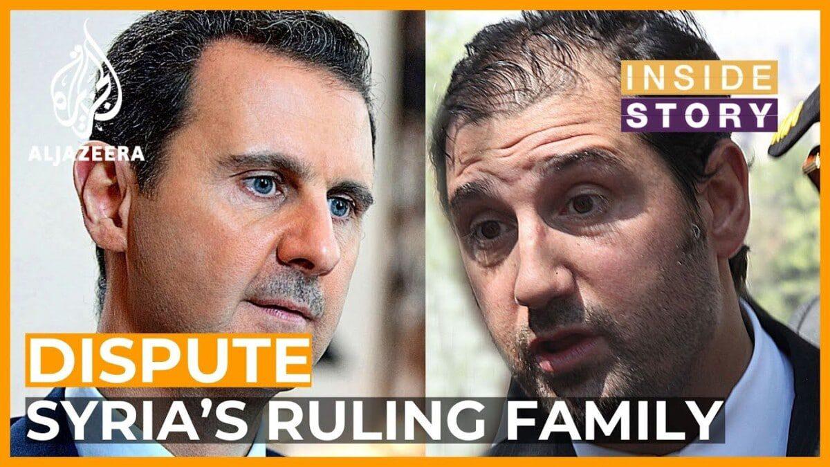 Is Assad turning on his cronies?