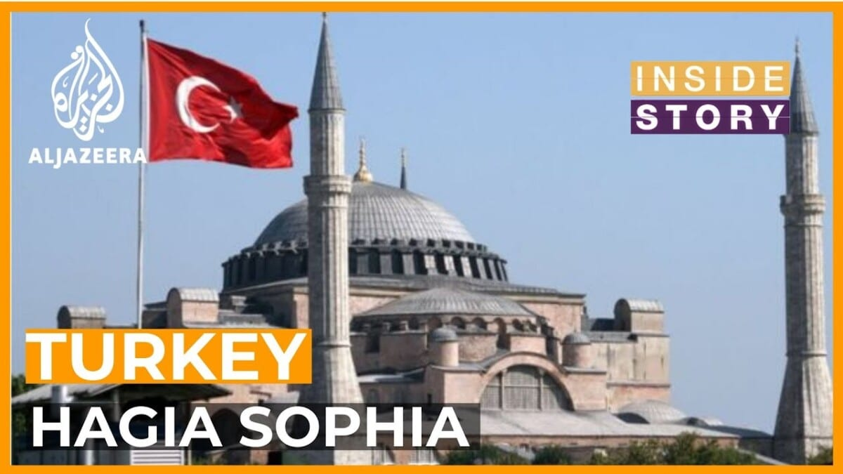 Will Hagia Sophia become a mosque again?