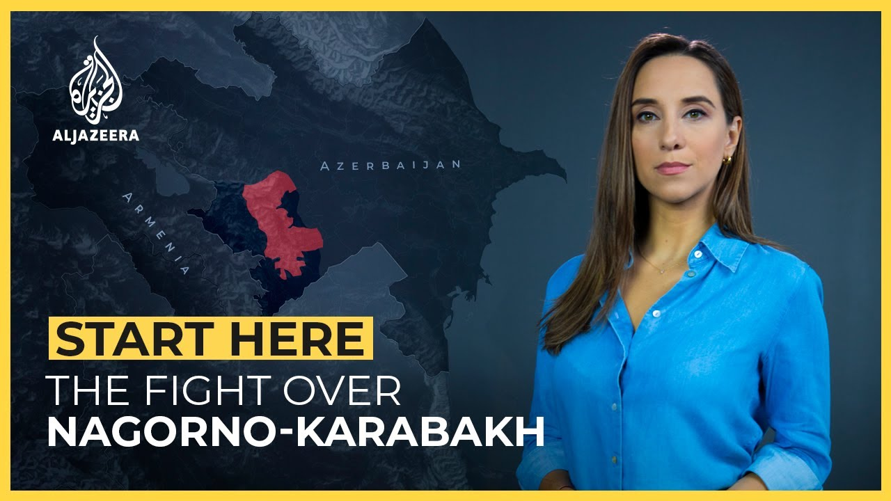Why are Armenia and Azerbaijan fighting over Nagorno-Karabakh?