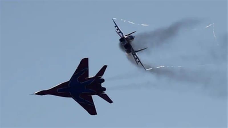 Libya's air war