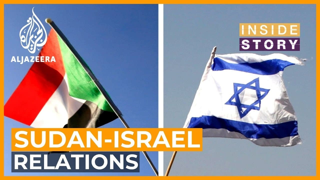 Sudan-Israel deal