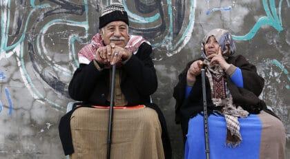 السكان في فلسطين