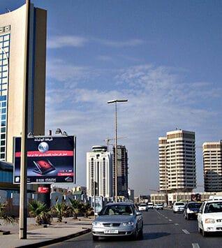 السكان في ليبيا