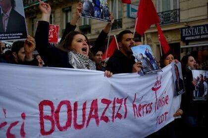 The Tunisian Revolution
