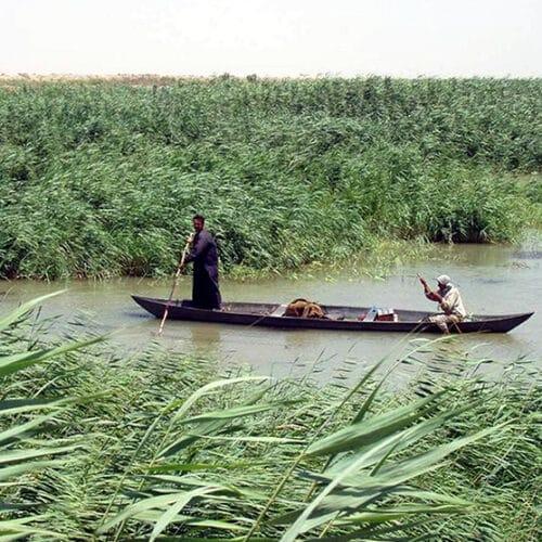 الجغرافيا في العراق