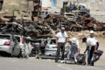 اتهام سوريا في اغتيال الحريري