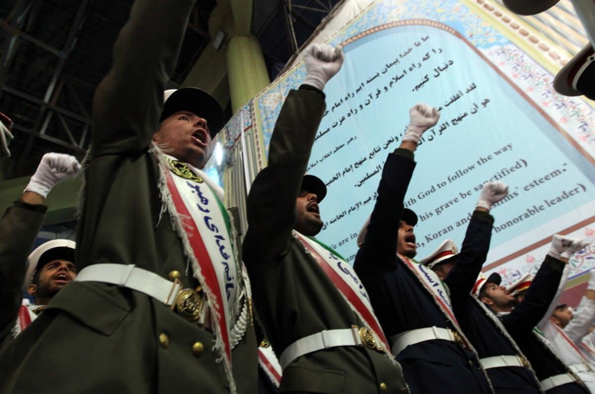 us israek iran