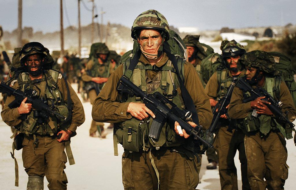 عملية لجيش الدفاع الإسرائيلي في غزة