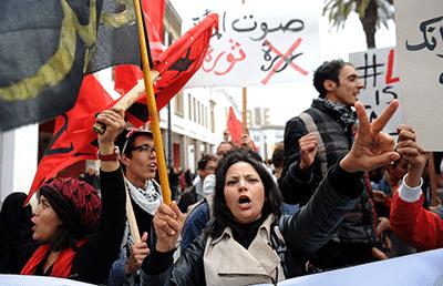 2011 مظاهرات حركة 20 فبراير