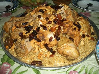 المأكولات السعودية