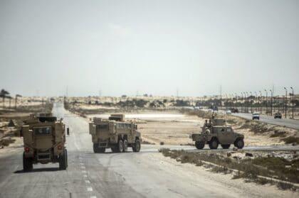 Sinai: A Fertile Breeding Ground for Extremists