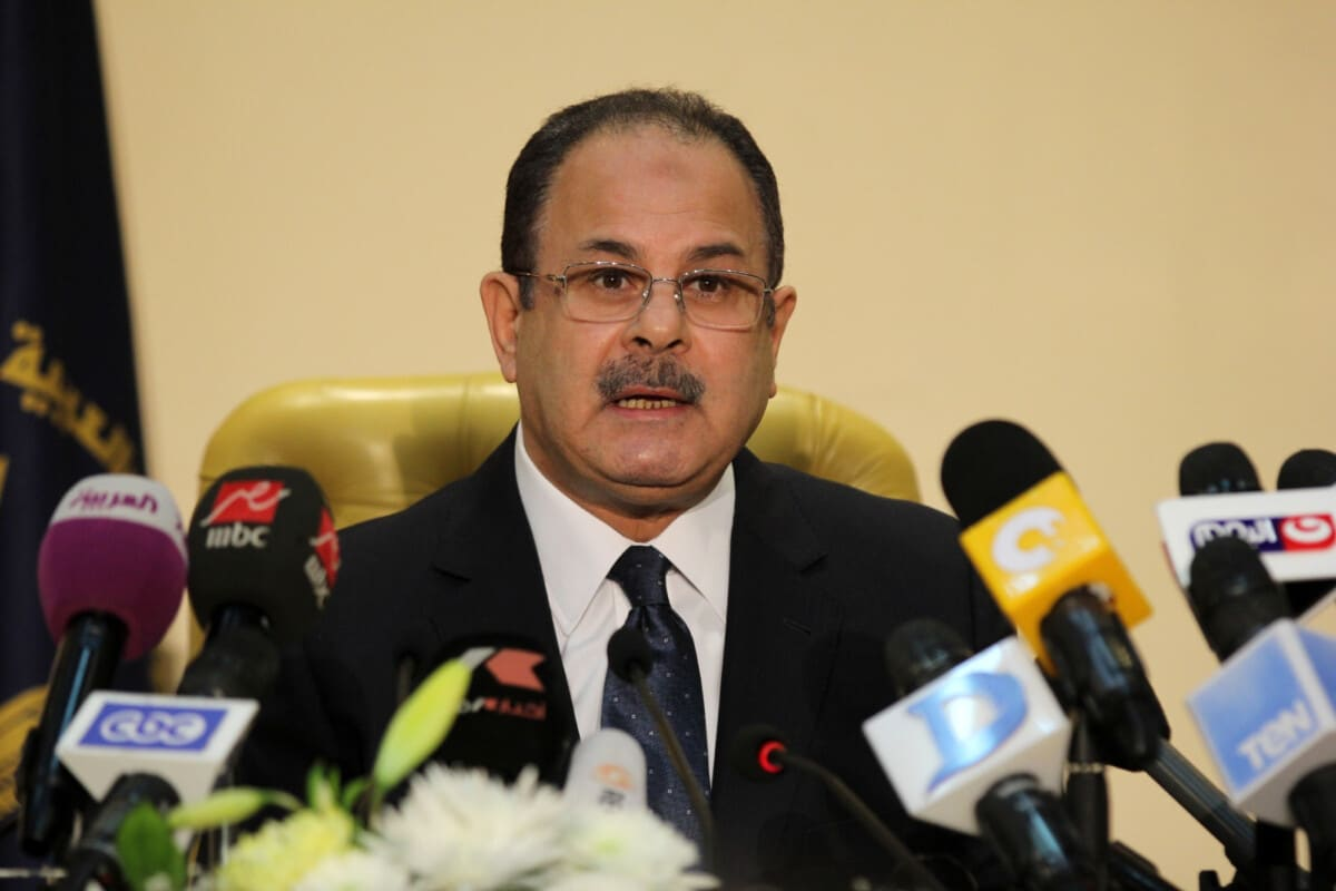 Magdy Abdel Ghaffar: Egypt's New Interior Minister with a Past