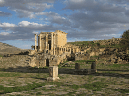 Algeria: From Antiquity to the Coming of Islam