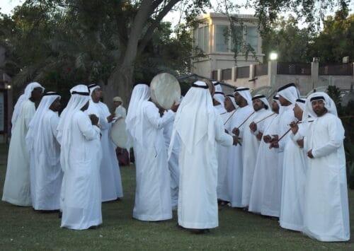 الموسيقى الخليجية