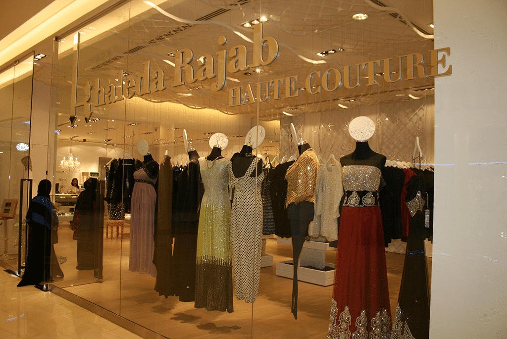 Luxury women's dress, with traditional elements